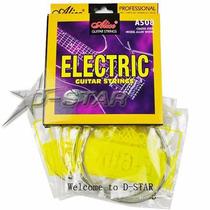 Set De Cuerdas Alice Profesionales Para Guitarr Electric 09