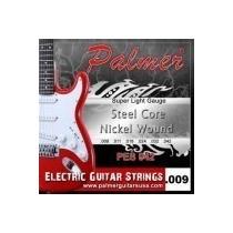Cuerdas Para Guitarra Palmer Pes9-42 Super Ligera