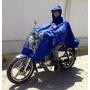 Impermeable O Poncho Para Motos