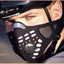 Mascara Careta Anti Polvo Neopreno Moto Bicicleta Protectora