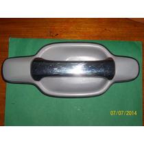 Manilla Externa Trasera Izquierda Cromada Chevrolet Luv D