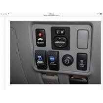 Switch Tipo Arb Color Led Azul Para Toyotas Y Otros