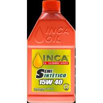 Aceite Inca Semisintetico15w40 Y 20w50