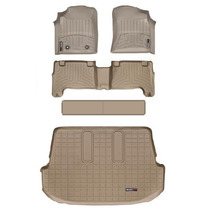 Alfombra Weathertech Para Nueva Fortuner 2012+ Weather Tech
