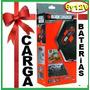 Cargador Batería Carro Y Moto O Lancha Black &decker 6 Y 12v