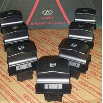 Chery Arauca S12-3746040 Switch Elevavidrio Botón