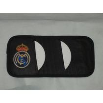 Porta Cd Tapa Sol Real Madrid Periquitos Accesorios