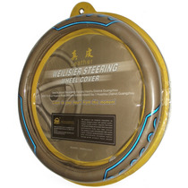 Forro De Volante En Semi Cuero En 3 Colores Medida 37cm-38cm