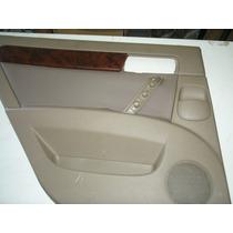 Tapicería Puerta Trasera Izquierda Chevrolet Optra Cuero