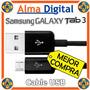 Cable Usb Cargador Sincronizador Samsung Galaxy Tab3 7 8 10