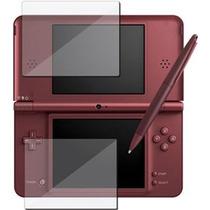 Lamina Protectora Nintendo Ds I Dsi Xl Pantalla Transparente
