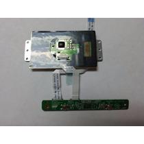 Touch Mouse Pad Con Botonera Y Flex Siragon Mini Ml C100