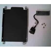Caddy Con Conector De Disco Duro Laptop Hp Cq42, G42 Usado