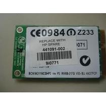Tarjeta Red Wifi Compaq Presario C700 F500 F700 441090-001