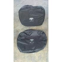 Alforjas-maletines Para Moto 2 En 1. Desmontables