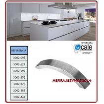 Tiradores Para Tus Muebles Barras De Aluminio3002-256mm
