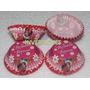 Capacillos Para Cupcakes 74mm Minnie Mouse # 8 Pqte 25und