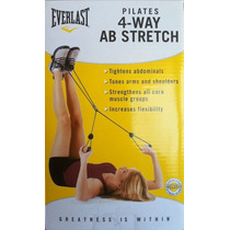 Pilates 4-way Ab Stretch. Everlast. Resistencia Nivel Medio.