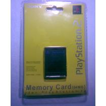 Memory Card 64 Mb Sony Para Playstation 2