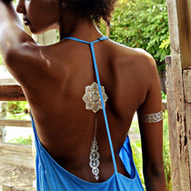 Tatuajes Metalicos Temporales Skin Jewelry