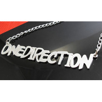 Collar Inifino One Direction - Directioner Mm13
