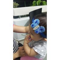 Cintillo Niñas Princesa Lentejuela A Mano (conitaskoronitas)