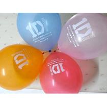 Globos One Direction Para Tus Fiestas 1d - Directioner