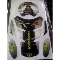 Kit Protector Del Tanq Y Tapa De Gasolina Del Tx 200