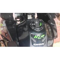 Kit Protector Tanque Tapa Gasolina Klr 650 Kawazaki