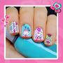 Maki Club Nail Stickers