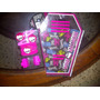 Set De Ganchos Para Niñas De Monster High