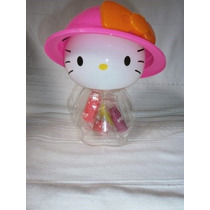 Alcancia Con Plastillina De Moldear Hello Kitty
