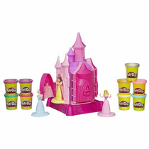 Juego Castillo Princesas Disney Play Doh Plastilina