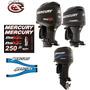 Calcomanias Para Tapas De Motores Mercury 200-225-250