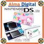 Skin Vinil Varios Modelos Nintendo Ds Lite Calcomanias