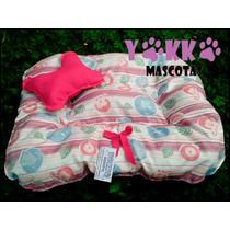 Cama Para Perros O Gatos Talla 0 (40cm X 35cm)
