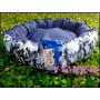 Cama Puff Para Mascotas Económica( Perro O Gato)