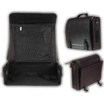 Bolso Viajero Negro Consola Ps3 Playstation 3 Con Cuerda