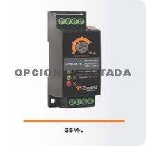 Protector Gsm-l120 Exceline Voltaje Motores Bomba Refrigerad
