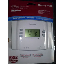 Termostato Digital Honeywell Programablerth221b Ivaincluido