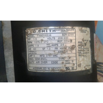 Motor Ventilador A/a Doble Eje Para 24000btu