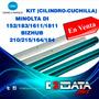 Cilindro Y Cuchilla Konica Minolta Di 152/183,bizhub184/215