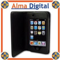 Estuche Cuero Ipod Touch 1g 2g 3g Funda Forro Protector