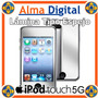 Lamina Protector Pantalla Ipod Touch 5 Espejo Antiespia