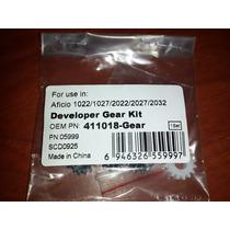 Kit Engranes Unidad Reveladora Ricoh Aficio 1022/2027 Gener