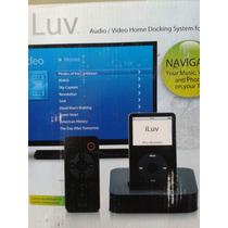 Audio/video Para Ipod. Jwin. Iluv, Modelo I185.