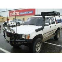 Snorkels Toyota Hilux 98 Con Su Kits De Instalación