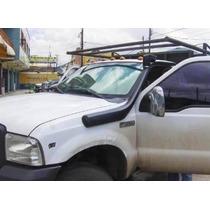Snorkels Para Ford Triton 350 4x4 Nuevo Todo Para Instalarlo