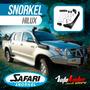 Snorkel Safari, Hilux Kavak, Fortuner, Prado/meru