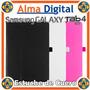 Estuche Cuero Samsung Galaxy Tab 4 8 T330 Forro Protector
